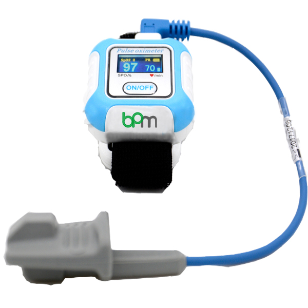 BPM-SP13 Bluetooth Wrist Pulse Oximeter