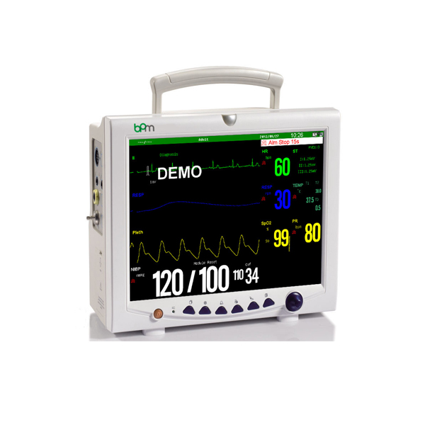 BPM-M1206 Portable Patient Monitor