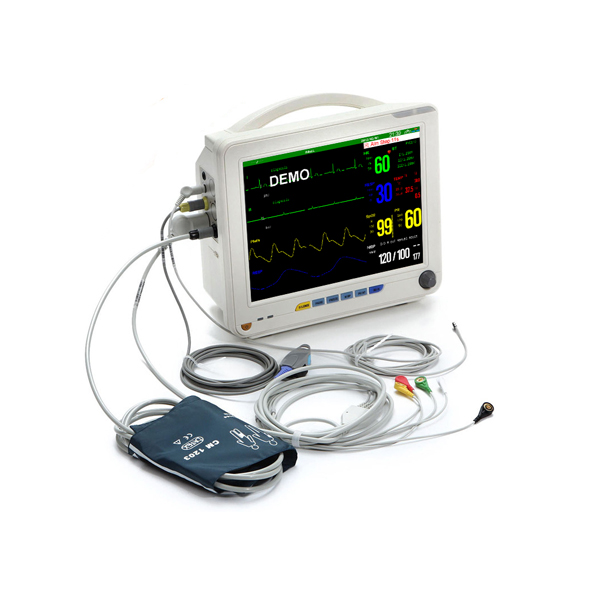 BPM-M1201 Multi Parameter Patient Monitor