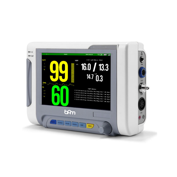 BPM-M702 Vital Sign Portable Patient Monitor