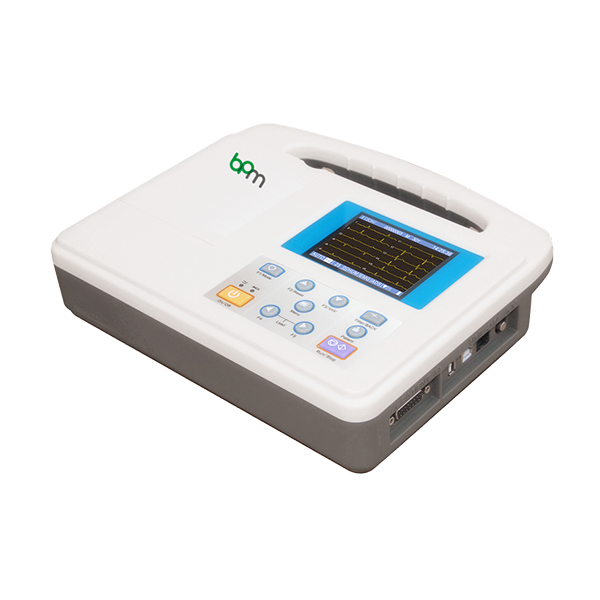 BPM-E102 Single Channel ECG Machine