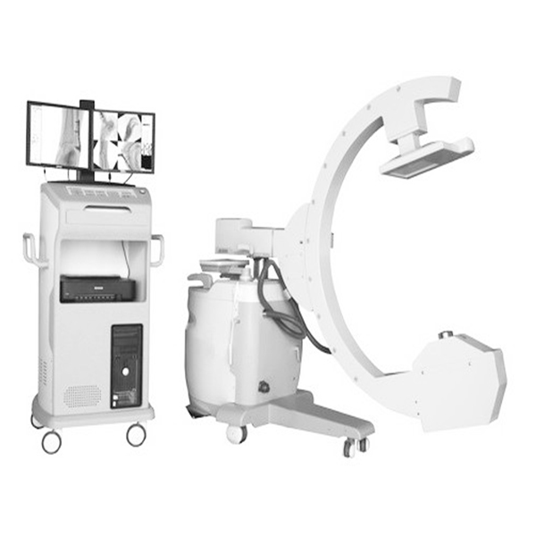 BPM-CR12Z DRF Mobile Flat Plate C-arm X-ray Machine​