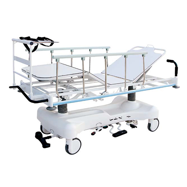 BPM-SC01 I Hydraulic Delivery Bed