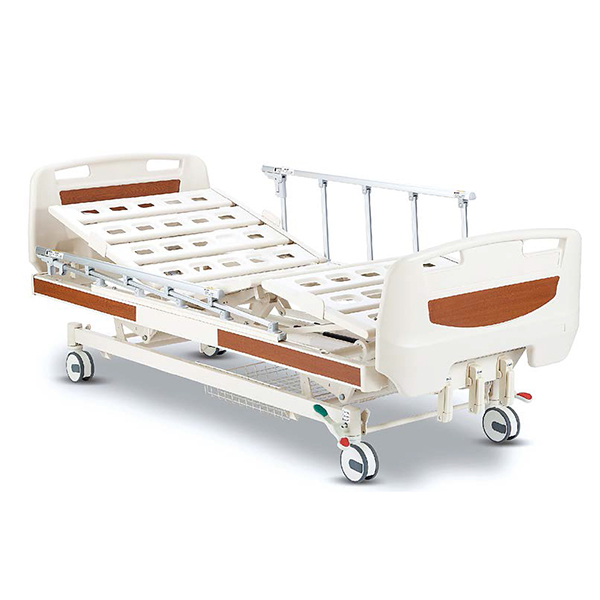 BPM-MB01 3 Cranks  Manual Hospital Bed