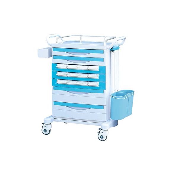 BPM-MT004 Mobile Medicine Medical Trolley