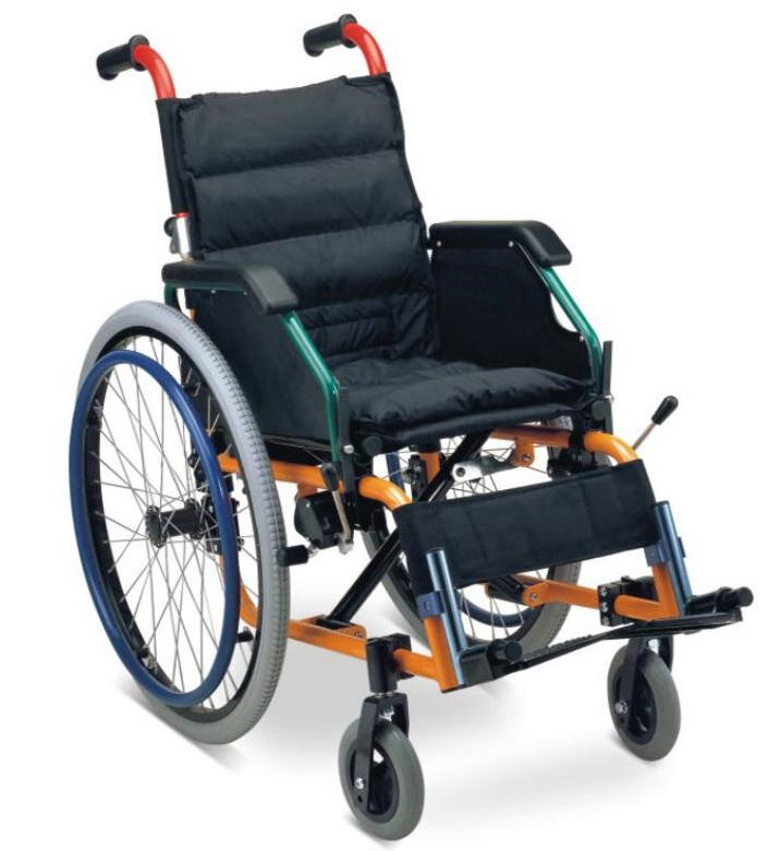 BPM-CH44 Aluminium Alloy Wheelchairs For Sale