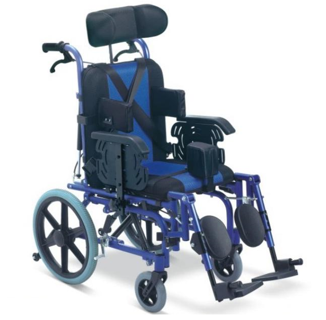 BPM-CH49 High Back Manual Wheelchair For Sale
