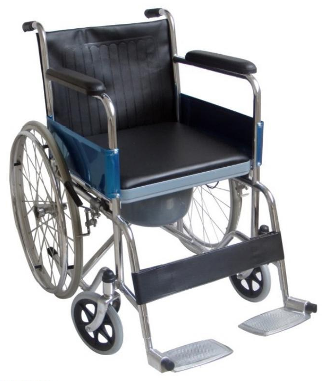 BPM-CH70 Commode Wheelchairs For Sale