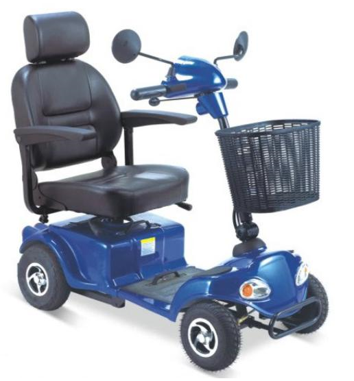 BPM-EW700 Electric Wheelchair