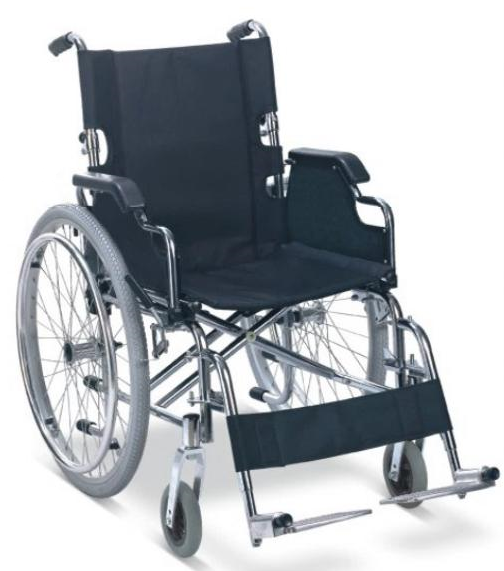 BPM-CH26 Steel Manual Wheelchairs For Sale