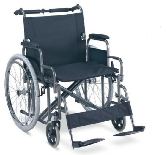BPM-CH21 Steel Manual Wheelchairs For Sale