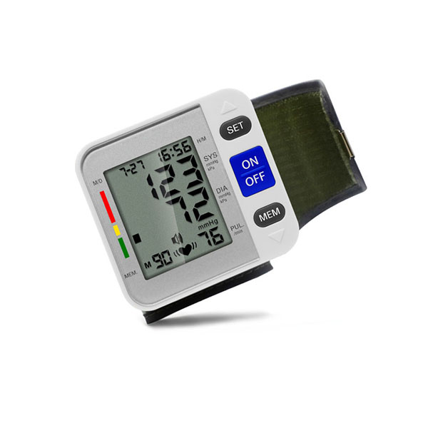 BPM-09W Wrist type Blood Pressure Monitor