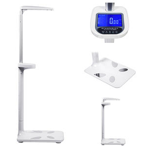 BPM-HWS01 Ultrasonic Digital Body Fat Height Weight Scale