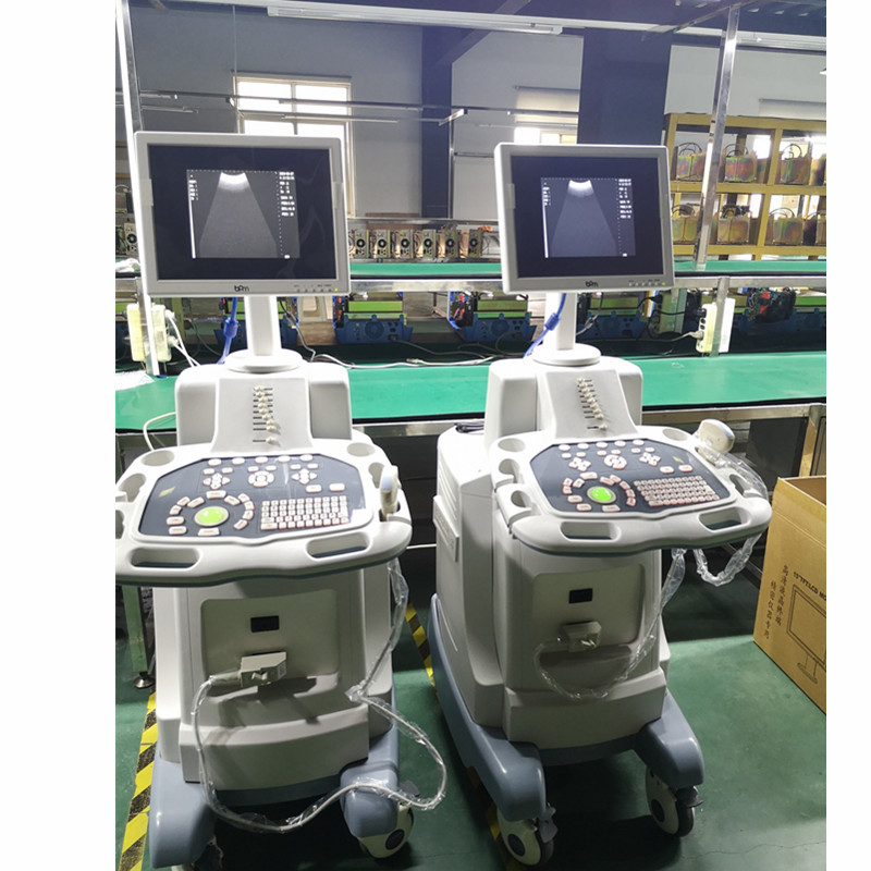 BPM-BU120 Cheapest Trolley 2D Ultrasound System