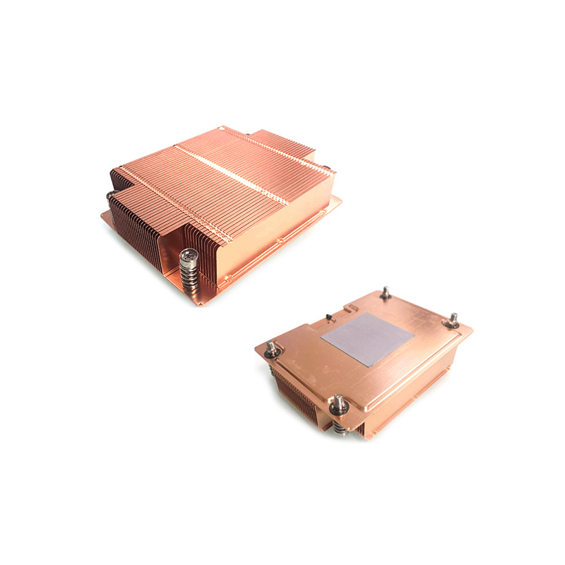 Copper Server Heatsink