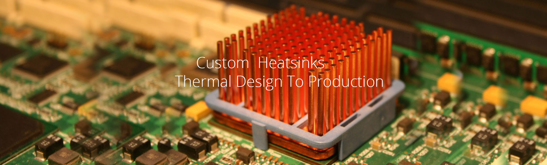 custom heatsinks