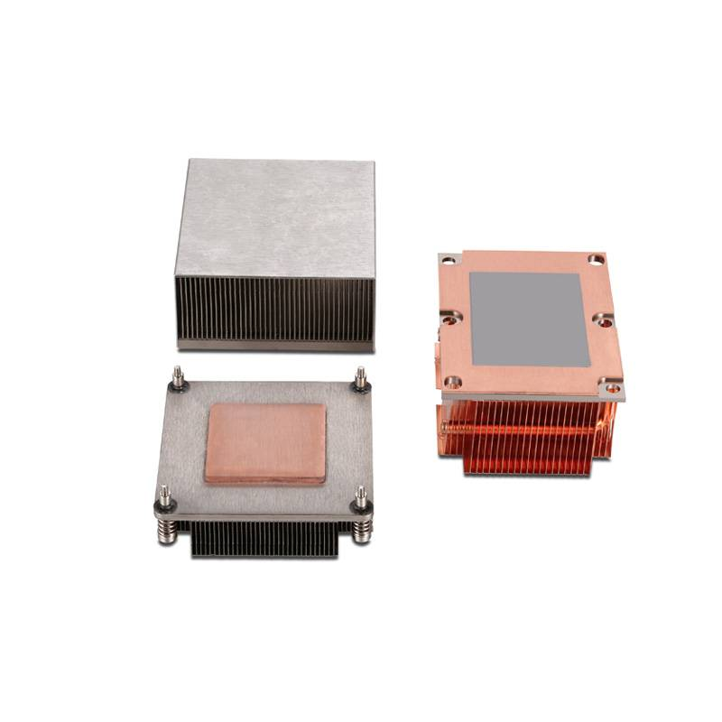 embedded heat pipes