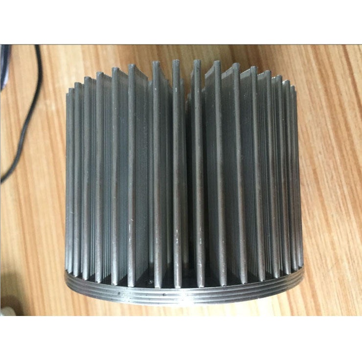 Extruded Fin Heat Sinks