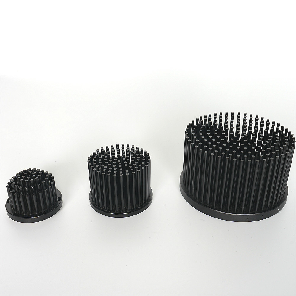 cold forged heat sinks
