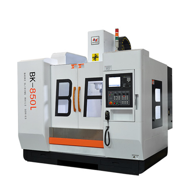 linear guide machining center