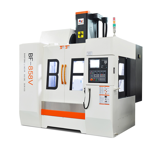 BF-858V vertical machining center