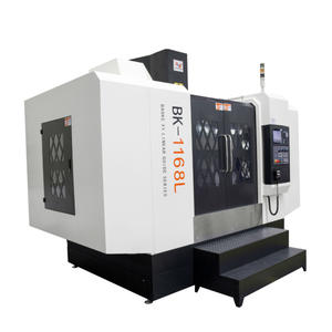 China BK-1168L heavy cutting vmc manufacturer