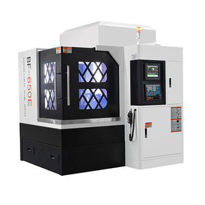 BF-650E CNC Engraving Machine Metal
