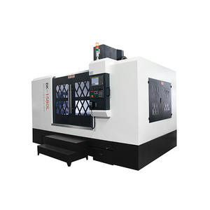 China heavy cutting vertical machining center for sale