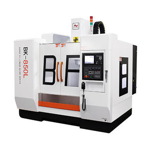High precision linear guide vertical machining center for sale