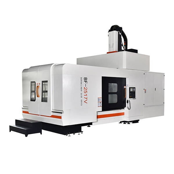 BF-2517V Light Type Double Column Machine