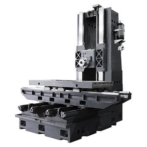 High quality box way horizontal machining center manufacturer