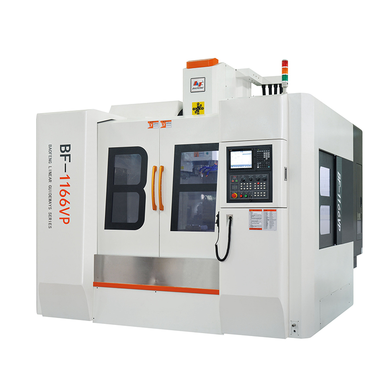 BF-1166VP vertical machining center