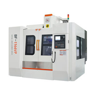BF-1166VP Cnc 5 Axis Machining Center