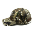 Military style camo dad hats