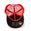 Embroidered baseball hats with bottle opener