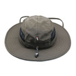 Custom bucket hats with string