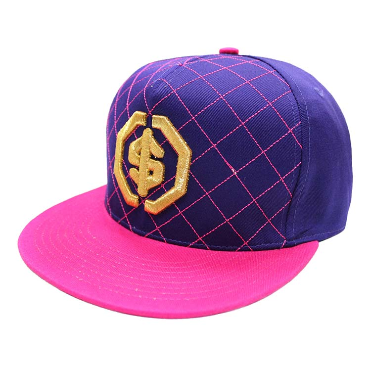 Money Logo embroidered Snapback hats