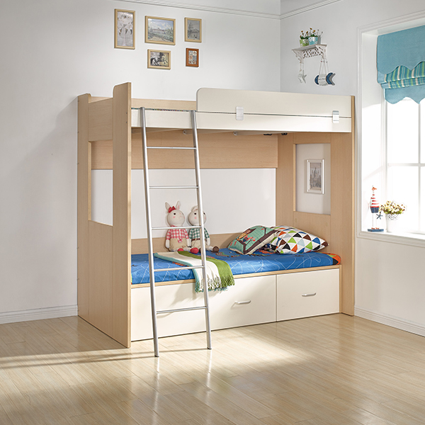 China Wooden Bunk Bed For Children Manufacturers