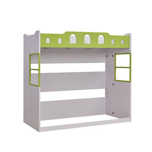 Children Bunk Bed Set School/Home/Kindergarten Bedroom Furniture Bed Set