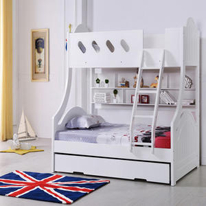 custom-made solid wood kid bed manufacturers