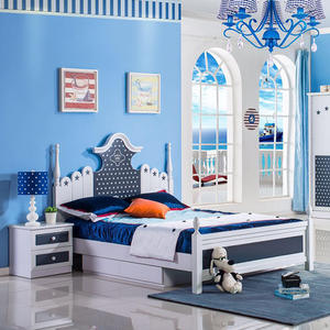 Top Quality Powder Coated Elegant Bedroom Sets For Kids