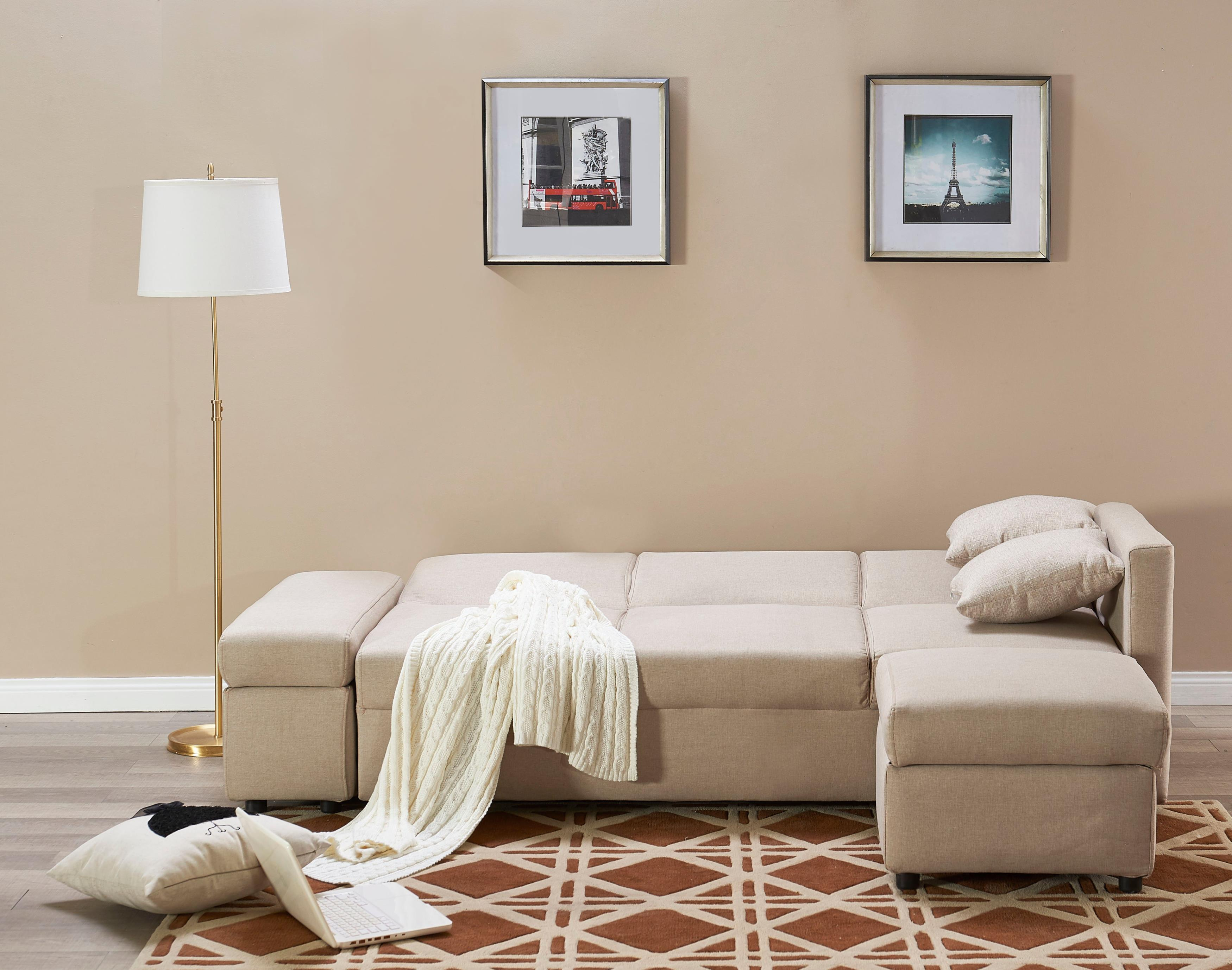 Save Spacing Sofa Function Wall Bed