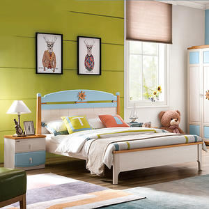 Bedroom Furniture 2019 Hot Sale Children Furniture Set Boy's Room