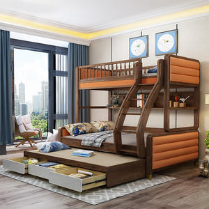 Hot Sale Bed Room Furniture Kids Bedroom Set , Bedroom Set Furniture Foshan