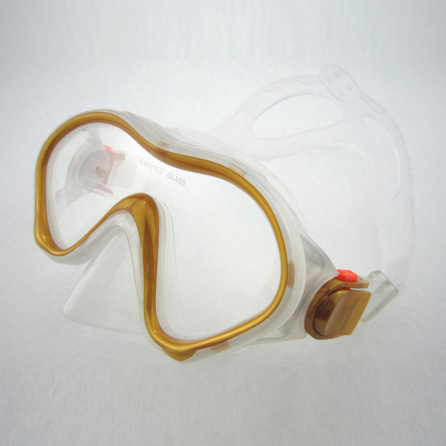 Customized OEM snorkeling diving glasses