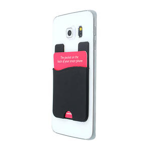 low price wholesale custom ODM Silicone Card Case design manufacturing