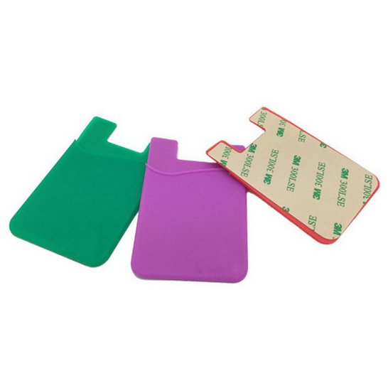 Wholesale custom ODM silicone card case