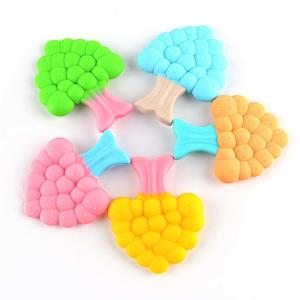 wholesale Silicone baby teething toys  manufacturing