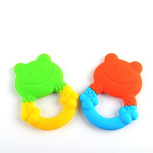 high quality wholesale Silicone baby teething toys  molding