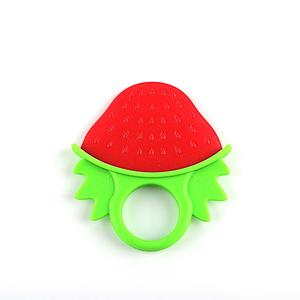 low price high quality Silicone baby teething toys  molding design